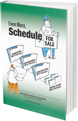 Advanced Work Packaging Book  - Schedule For Sale
