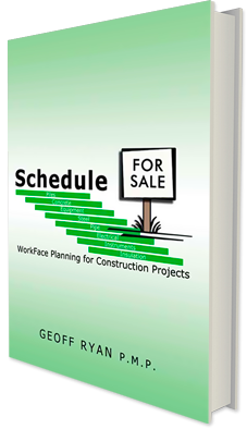 Advanced Work Packaging Book: Schedule for Sale