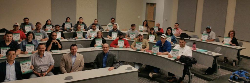 Student Talk AWP at University of Houston