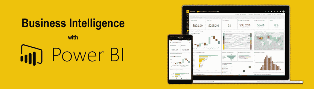 AWP business intelligence with powerBI